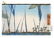 Japan: Iris Garden, 1857 Carry-all Pouch