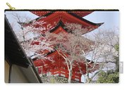 Japan Itsukushima Temple Carry-all Pouch