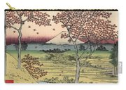 Japan: Maple Trees, 1858 Carry-all Pouch