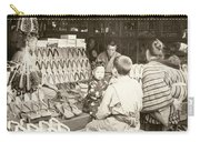 Japan: Shoe Store, C1910 Carry-all Pouch