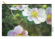 Japanese Anemone 4781 Idp_2 Carry-all Pouch