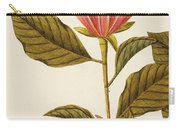 Japanese Bigleaf Magnolia Carry-all Pouch