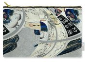 Japanese Bold Abstract Carry-all Pouch