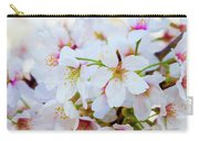 Japanese Cherry Tree Blossoms 2 Carry-all Pouch