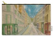 Japanese Eyes And Utrillo Carry-all Pouch