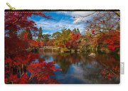 Japanese Foliage Carry-all Pouch