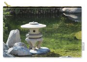 Japanese Friendship Garden 7 Carry-all Pouch