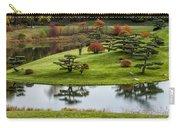 Japanese Garden Autumn Carry-all Pouch