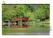 Japanese Garden Bridge  Carry-all Pouch
