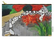 Japanese Garden Norfolk Botanical Garden 201820 Carry-all Pouch
