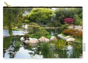 Japanese Garden Panorama 2 Carry-all Pouch
