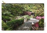 Japanese Garden Path With Azaleas Carry-all Pouch