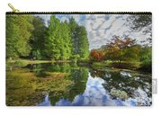 Japanese Garden Pond I Carry-all Pouch
