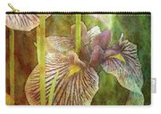 Japanese Iris Tall 2694 Idp_4 Carry-all Pouch