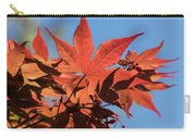 Japanese Maple In Sunlight Carry-all Pouch