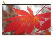 Japanese Maple Leaf 1 Carry-all Pouch