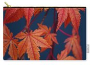 Japanese Maple Leaves In Autumn Carry-all Pouch