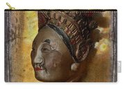 Japanese Puppet Head Single Carry-all Pouch