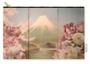 Japanese Spring Carry-all Pouch