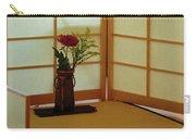 Japanese Tea House Carry-all Pouch