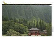 Japanese Temple Carry-all Pouch