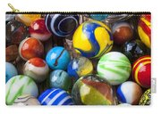 Jar Of Marbles Carry-all Pouch by Garry Gay