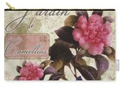 Jardin De Roses Carry-all Pouch