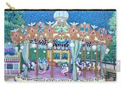 Jardin Des Tuileries Carrousel Carry-all Pouch