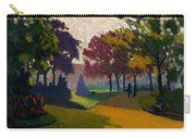 Jardin Du Luxembourg Carry-all Pouch