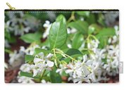 Jasmine In Bloom Carry-all Pouch