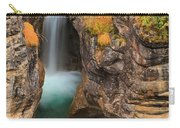 Jasper Maligne Canyon Waterfall Carry-all Pouch