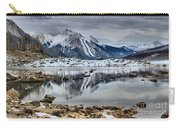 Jasper Medicine Lake Reflections Carry-all Pouch