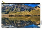 Jasper Pyramid Lake Reflections Carry-all Pouch