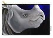 Javan Rhino Carry-all Pouch