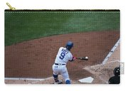 Javy Baez Carry-all Pouch