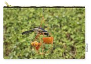 Jay At Feeder I Carry-all Pouch