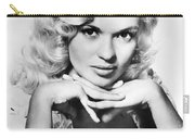 Jayne Mansfield  (1933-1967) Carry-all Pouch