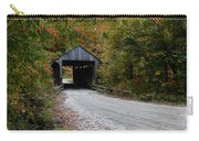 Jaynes Covered Bridge Carry-all Pouch