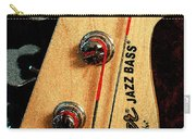 Jazz Bass Headstock Carry-all Pouch