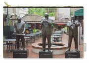 Jazz Greats Al Hirt Fats Domino Pete Fountain Stature New Orleans  Carry-all Pouch