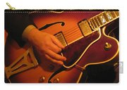 Jazz Guitar  Carry-all Pouch