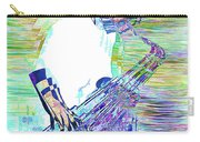 Jazz Melody Carry-all Pouch