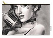 Jazz Singer Carry-all Pouch