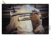 Jazz Trumpet New Orleans Carry-all Pouch