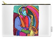 Jazzin #3 Carry-all Pouch