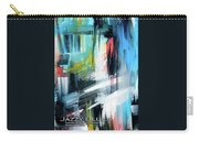 Jazzy Blues Carry-all Pouch