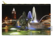J.c. Nichols Fountain-kc,mo-4967 Carry-all Pouch