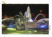 J.c. Nichols Fountain-4981 Carry-all Pouch