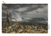Jean Horace Vernet   The Battle Of Valmy Carry-all Pouch