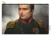 Jean Horace Vernet   The Emperor Napoleon I Carry-all Pouch